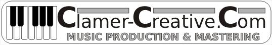 Clamer-Creative Logo